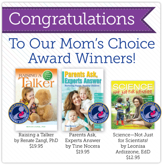 Gryphon House Mom's Choice Award Winners