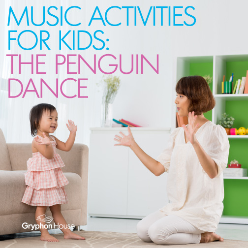 Music and Movement for Kids | Gryphon House