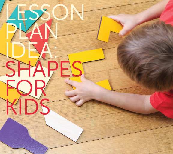 Shapes for Kids | Lesson Plan