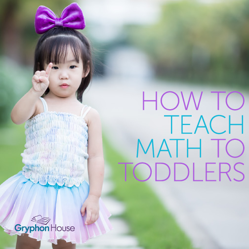 Teaching Math to Toddlers