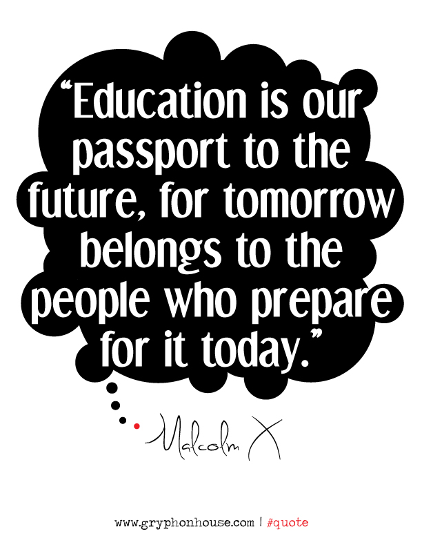 Quote Of The Week | Quote Of The Week Malcolm X