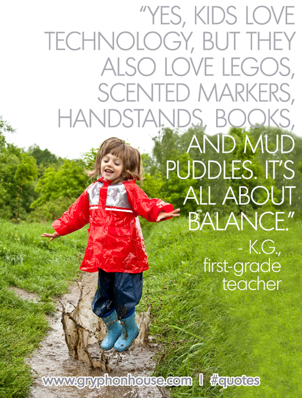 Quote Of The Week First Grade Teacher All About Balance
