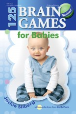 125 Brain Games for Babies, Revised - eBook