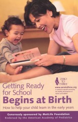 Getting Ready for School Begins at Birth