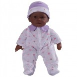 "11"" Soft Body Baby Dolls: African American"
