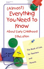 (Almost) Everything You Need to Know About Early Childhood Education - ebook