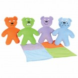 Emotion Bears (Set of 4)