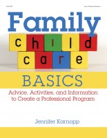 Family Child Care Basics - eBook