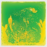 Green Liquid Tile Mat
