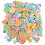 Magic Paper Shapes (600 Pieces)