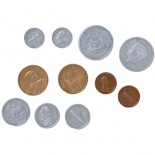 Mixed Coins (Set of 94)