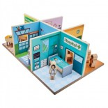 Pretend 'n' Play My Community (24-Piece Dramatic Play Set)