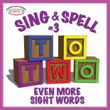Sing and Spell #3 CD