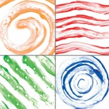 Tactile Finger Paint Paper (36 sheets)
