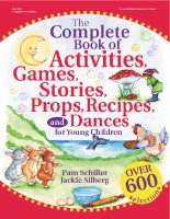 The Complete Book of Activities, Games, .. For Young Children