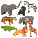 Wild Animal Set (Set of 8)