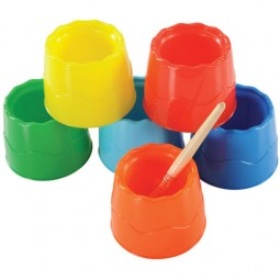 Water Pots - Set of 6