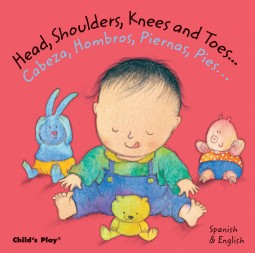 Head, Shoulders, Knees and Toes/ Cabeza, Hombros, Piernas, Pies
