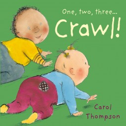 One, Two, Three… Crawl