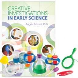 Creative Investigations in Early Science Set