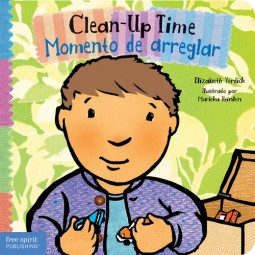 Clean Up Time/Momento de Arreglar