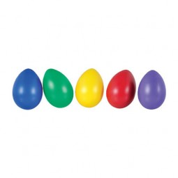 Jumbo Egg Shakers (Set of 5)