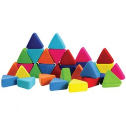 Rubbablox™ Just Triangles (Set of 32)