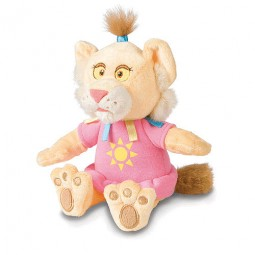 Between the Lions Leona Plush