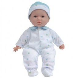 "11"" Soft Body Baby Dolls: Caucasian"