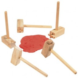 Clay Hammer Set (Set of 5)