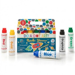 Do-A-Dot Art Metallic Shimmer Set