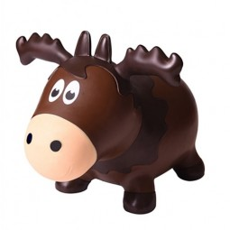 Wildlife Hoppers® Inflatable Bouncing Moose