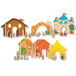 Happy Architect - Fairy Tales Storytelling Set