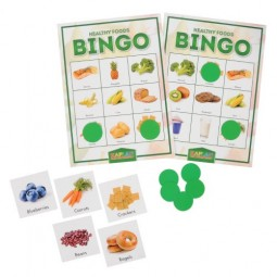 Bingo Games - Matching and Recognition Learning Games for Kids