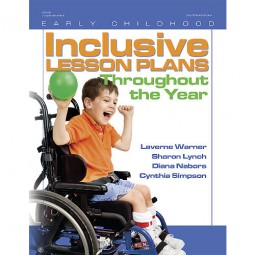 Inclusive Lesson Plans Throughout the Year - ebook