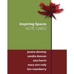 Inspiring Spaces Note Cards