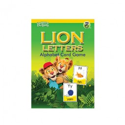 LION LETTERS: Alphabet Card Game
