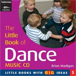 The Little Book of Dance CD
