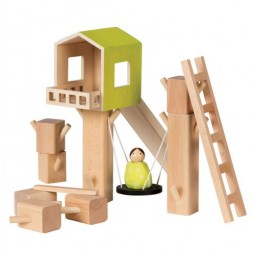 MiO Tree Fort Playset