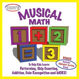 Musical Math CD