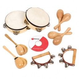 Natural Beginner Rhythm Band Set