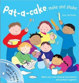 Pat-a-cake, make and shake