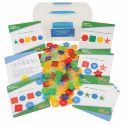 Patterns and Sorting School Readiness Math Toolbox