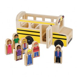 School Bus Set