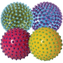 Multicolor Sensory Balls (Set of 4)