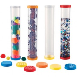 Science Sensory Tubes (Set of 4)