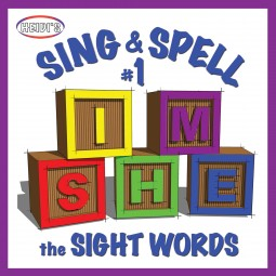 Sing and Spell #1 CD