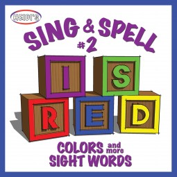 Sing and Spell #2 CD