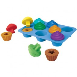Sorting Shapes Cupcakes