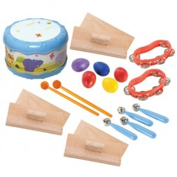 Toddler Rhythm Band Set (Set of 5)